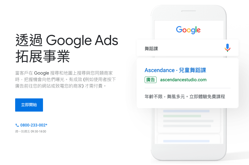 Google Ads Guideline
