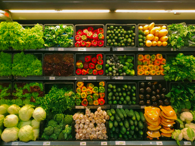 wholefood 線下食品店