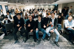 iKala、awoo、漸強實驗室和CloudAD 首度聯合舉辦電商高階經理人茶會,吸引超過30家廠商參加。 業者/提供